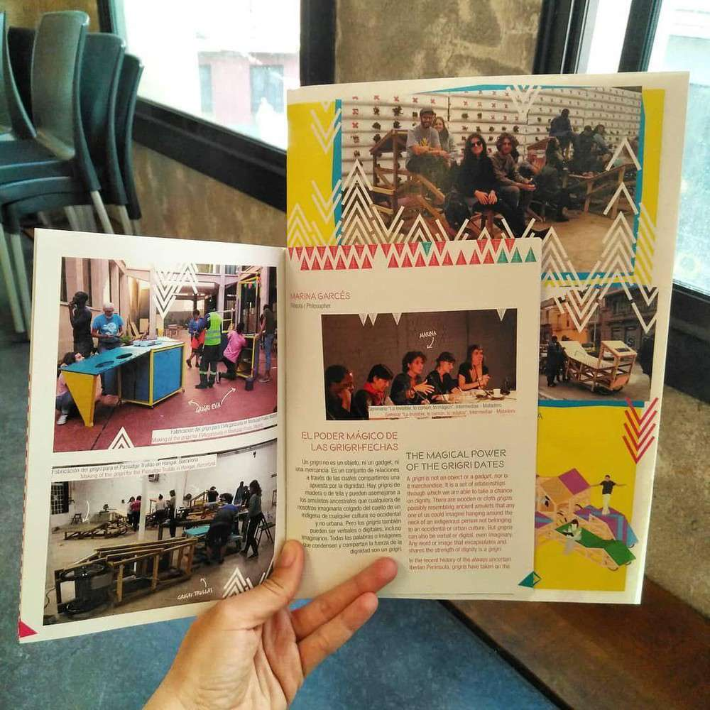 Fanzines, posters and publications elaborated within the framework of our projects.