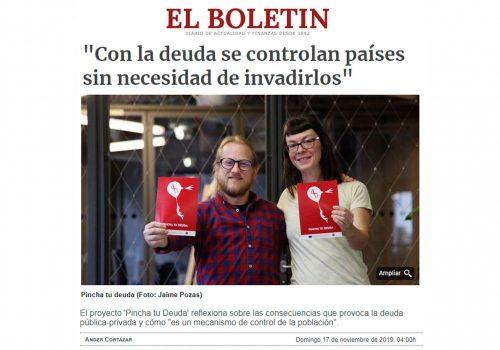 2019 13 EL BOLETIN