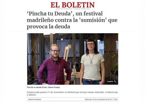 2019 14 EL BOLETIN