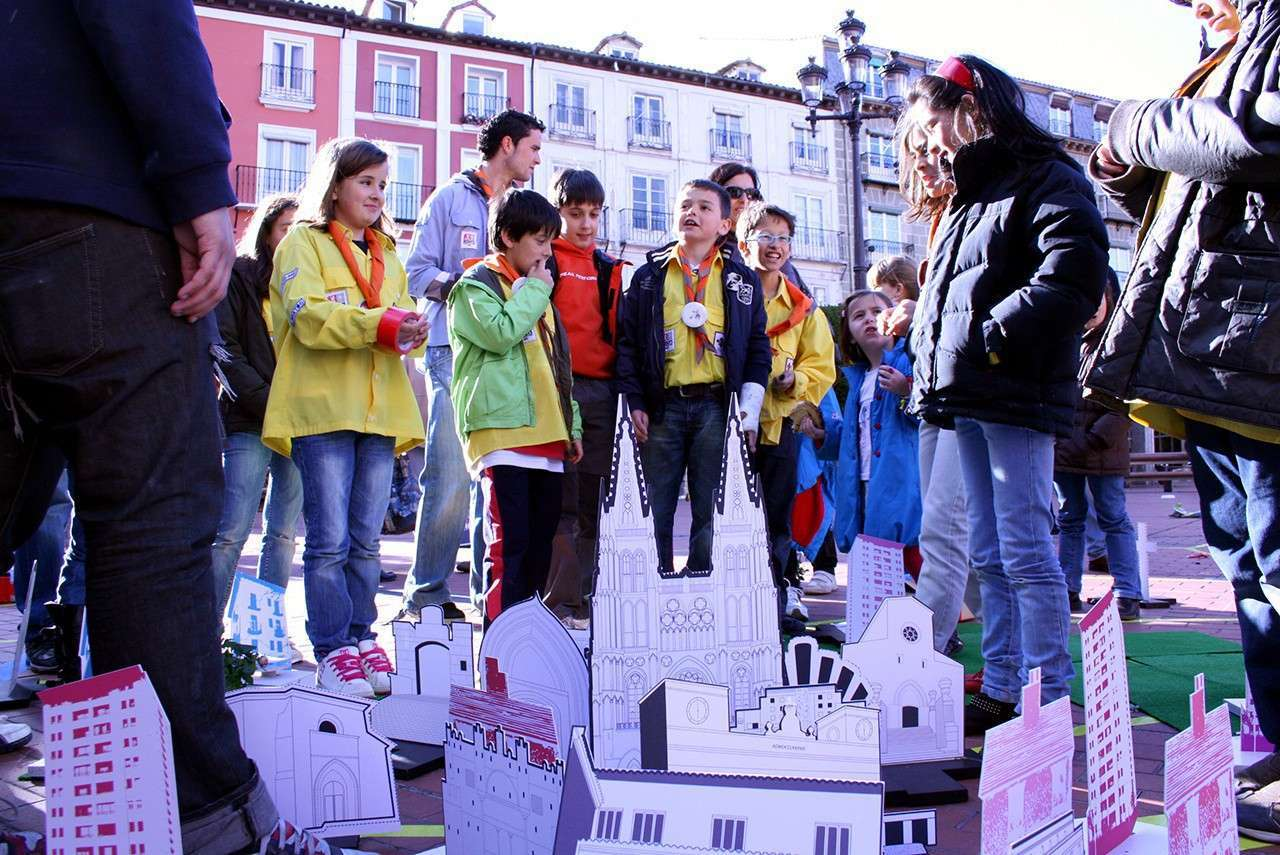 Aprendiendo de Burgos