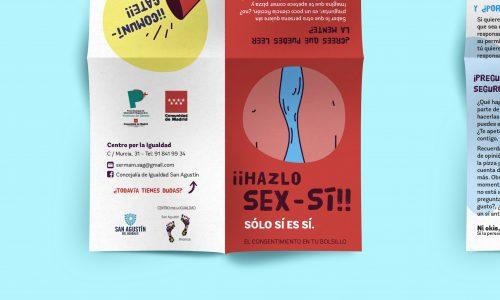 ¡¡Hazlo sex-sí!! Consent guide