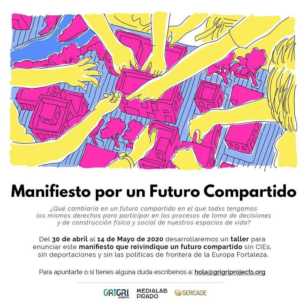 Shared Futures Manifesto Workshop